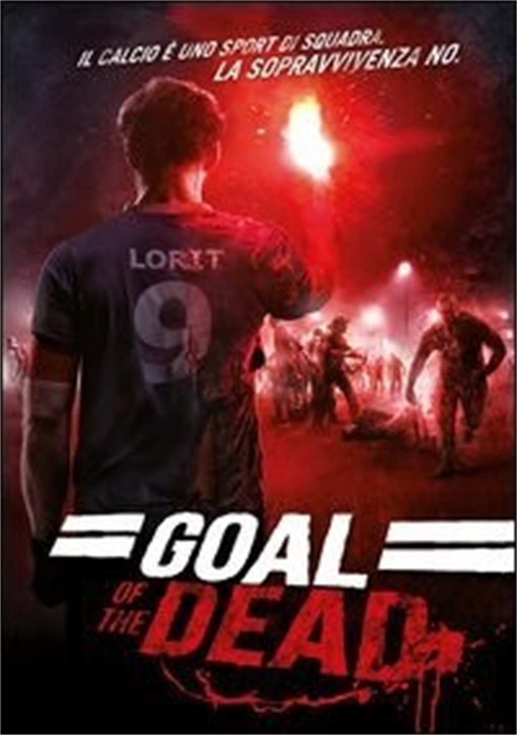 Goal of the dead