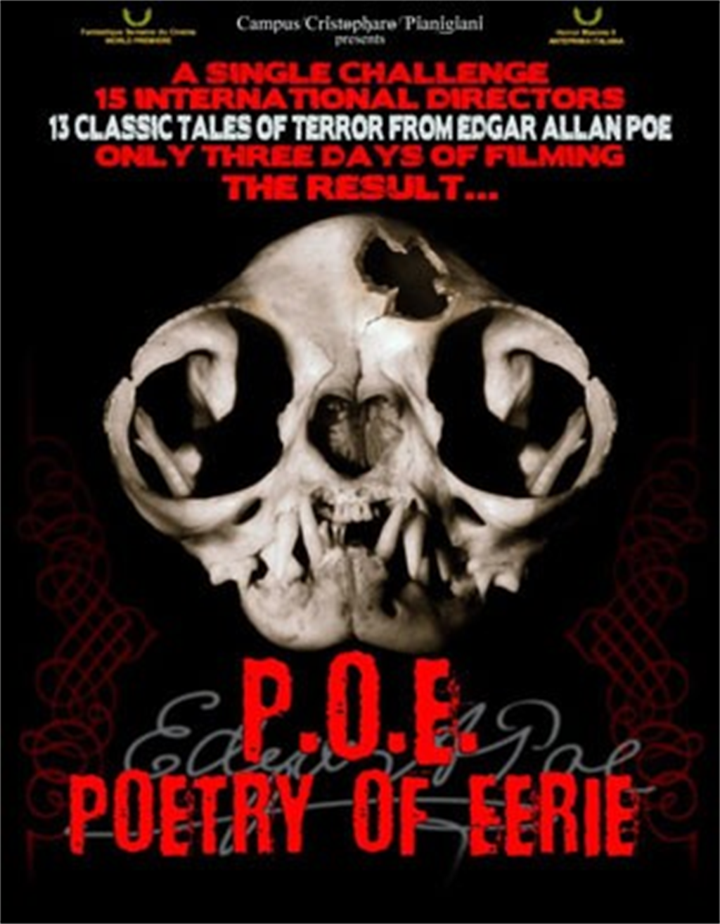 P.O.E. - Poetry of Eerie